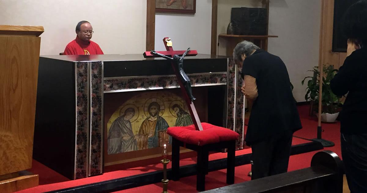 十字架の崇敬