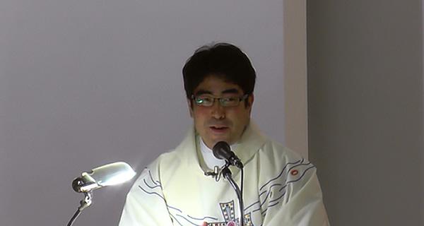 貴島丈弥神父
