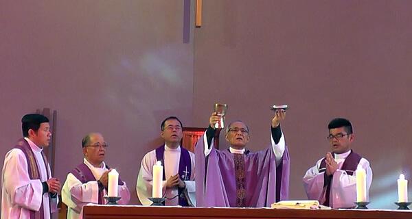 ご聖体を一人ぼっちにしないで!第一木曜日の朝ミサ後12時間の聖体顕示を計画